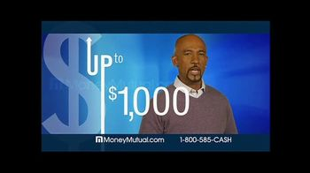 Money Mutual TV Spot For Short Term Cash Featuring Montel Williams - Thumbnail 3