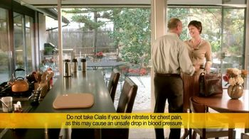 Cialis TV Spot, 'The Little Things: Million Reasons: Free 30-Tablet Trial'