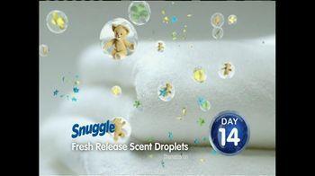 Snuggle TV Spot For 14-Day Freshness - Thumbnail 5
