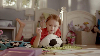 Purina TV Spot Total Care Nutrition TV Spot, 'Kid Drawing: Soccer' - Thumbnail 1