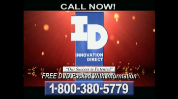 Innovation Direct TV Spot For Patents - Thumbnail 9