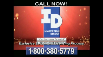Innovation Direct TV Spot For Patents - Thumbnail 4