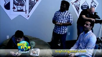 Big Fish Games TV Spot For Big Fish Games