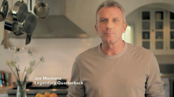 Joint Juice TV Spot Featuring Joe Montana - 828 commercial airings