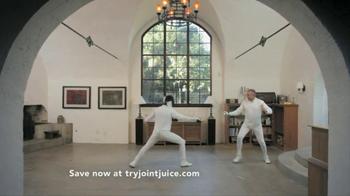 Joint Juice TV Spot Featuring Joe Montana - Thumbnail 5