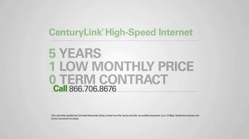 CenturyLink TV Spot For High Speed Internet - Thumbnail 4
