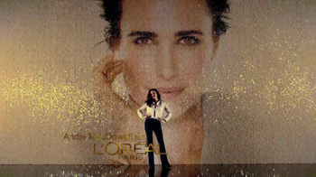 L'Oreal Visible Lift Repair Absolute Foundation TV Spot, 'Flawless Coverage' Featuring Andie MacDowell - Thumbnail 1
