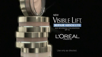L'Oreal Visible Lift Repair Absolute Foundation TV Spot, 'Flawless Coverage' Featuring Andie MacDowell - Thumbnail 10