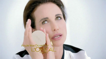 L'Oreal Visible Lift Repair Absolute Foundation TV Spot, 'Flawless Coverage' Featuring Andie MacDowell - Thumbnail 2