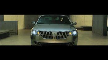 Lincoln TV Spot For Lincoln MKZ Featuring John Slattery