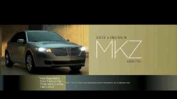 Lincoln TV Spot For Lincoln MKZ Featuring John Slattery - Thumbnail 9