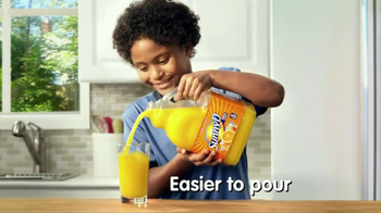 Sunny Delight TV Spot For Squeeze Bottle - Thumbnail 6