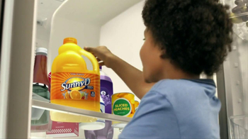Sunny Delight TV Spot For Squeeze Bottle - Thumbnail 4