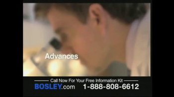 Bosley TV Spot For Permanent Solution To Hair Loss - Thumbnail 2