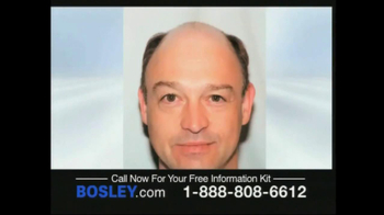 Bosley TV Spot For Permanent Solution To Hair Loss - Thumbnail 3