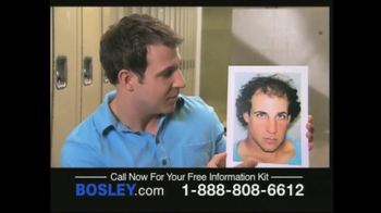 Bosley TV Spot For Permanent Solution To Hair Loss - Thumbnail 7