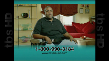 Hoveround  TV Spot For Singing About Hoveround
