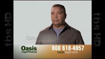 Oasis Legal Finance TV Spot, 'Customer Testimonials' - Thumbnail 6