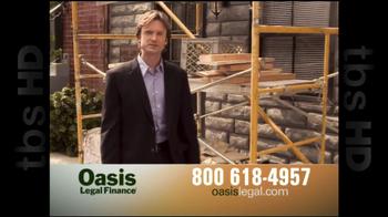 Oasis Legal Finance TV Spot, 'Customer Testimonials' - Thumbnail 8
