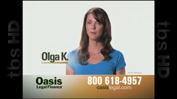 Oasis Legal Finance TV Spot, 'Customer Testimonials' - Thumbnail 9