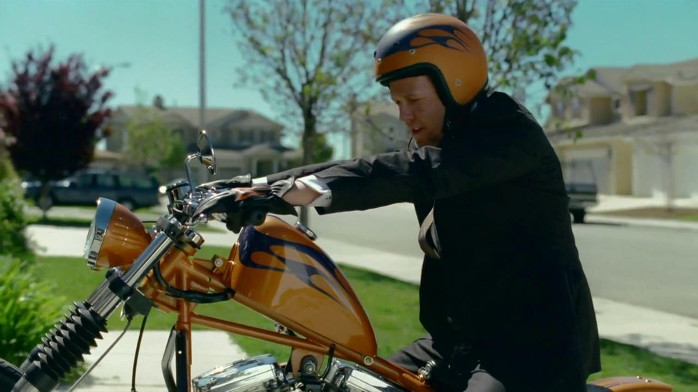 Allstate TV Commercial 'Mayhem Motorcycle Insurance'