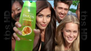 Garnier Sleek & Shine TV Spot, Song by The Ting Tings