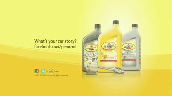 Pennzoil TV Spot, 'Something About Cars'