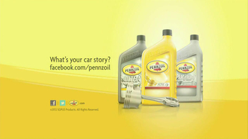 Pennzoil TV Spot, \'Something About Cars\'