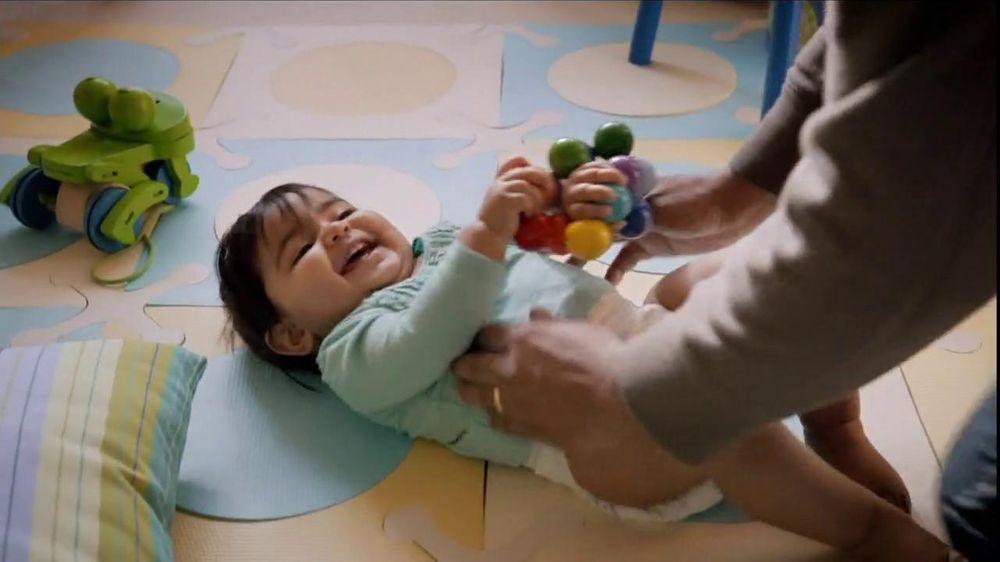 Huggies Tv Commercial For Little Movers Snug Fit Diapers