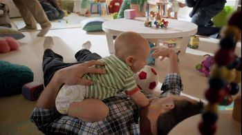 Huggies TV Spot For Little Movers Snug Fit Diapers - 145 commercial airings