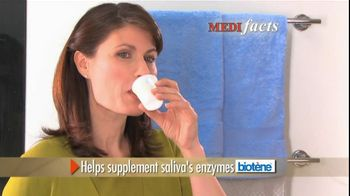 Biotene Dry Mouth Oral Rinse TV Spot, 'MediFacts' - Thumbnail 8