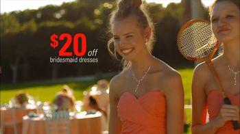 David's Bridal TV Spot For Deisgner Gown Sale - Thumbnail 7