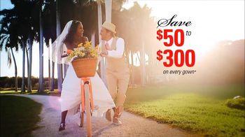 David's Bridal TV Spot For Deisgner Gown Sale