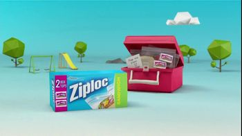 Ziploc TV Spot For Ziploc Sandwich Bags - Thumbnail 10
