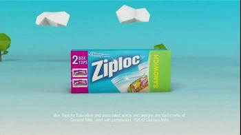 Ziploc TV Spot For Ziploc Sandwich Bags - Thumbnail 3