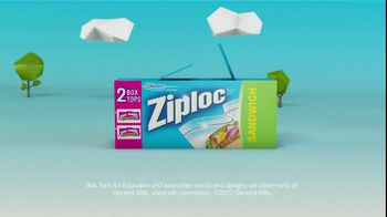 Ziploc TV Spot For Ziploc Sandwich Bags - Thumbnail 4
