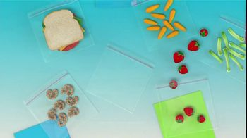 Ziploc TV Spot For Ziploc Sandwich Bags - Thumbnail 6