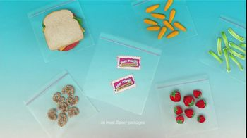 Ziploc TV Spot For Ziploc Sandwich Bags - Thumbnail 7