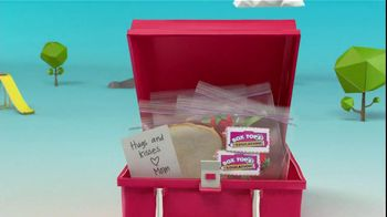 Ziploc TV Spot For Ziploc Sandwich Bags