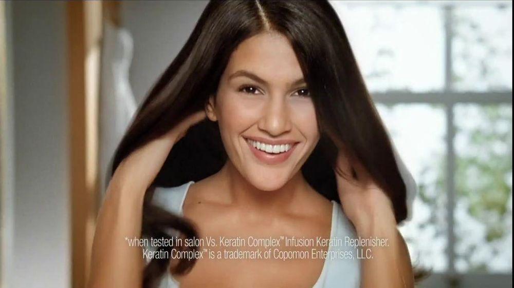 Suave TV Commercial For Suave Professional Keratin Heat Defense Conditioner