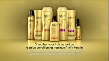 Suave TV Spot For Suave Professional Keratin Heat Defense Conditioner - Thumbnail 6