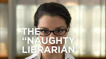 Pearle Vision TV Spot, 'Naughty Librarian'