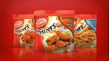 Tyson Foods Any'tizers TV Spot, 'Constant Snacking' - Thumbnail 10