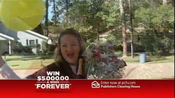 Publishers Clearing House Forever Prize TV Spot, \'Wouldn\'t It Be Great?\'