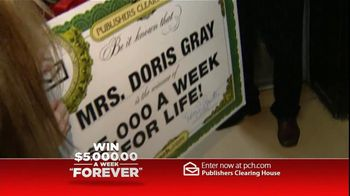 Publishers Clearing House Forever Prize TV Spot, 'Wouldn't It Be Great?' - Thumbnail 1