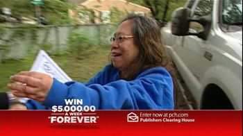 Publishers Clearing House Forever Prize TV Spot, 'Wouldn't It Be Great?' - Thumbnail 2
