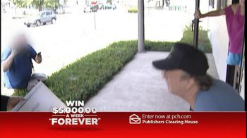 Publishers Clearing House Forever Prize TV Spot, 'Wouldn't It Be Great?' - Thumbnail 6