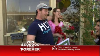 Publishers Clearing House Forever Prize TV Spot, 'Wouldn't It Be Great?' - Thumbnail 7