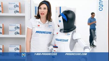Progressive TV Spot For Flobot is Broken - Thumbnail 8