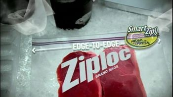 Ziploc TV Spot For Ziplogic Wasted Food